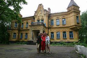 п.Турчиновка, опять же бывшее поместье Турчиновых, ныне ПТУ № 30