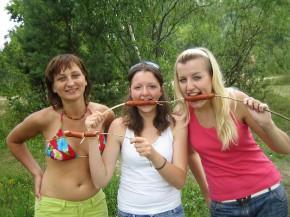 есси чесна...то мы их спионерили у соседей:))))))))))