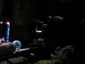 Глінтвейн у Верхній стіні.  2007-10-07