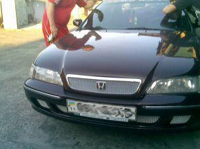 Наша старая хонда)