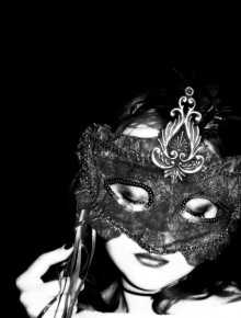 ...have so many faces, but mask I wear is one.