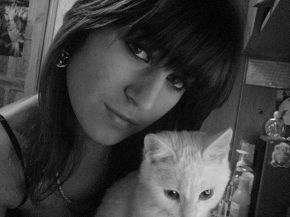 Я и моё маленькое чюдо))))