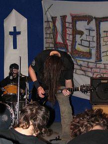Holy Blood в Ровно 15\03\2008
