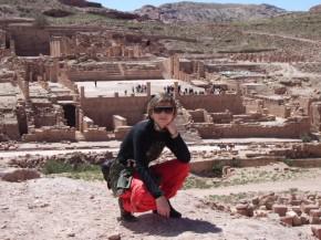 Руины Петры