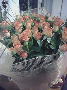 :-))) море роз...