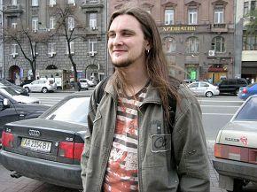 выгуливаю сябров беларусов) смешные они! 12/04/2008