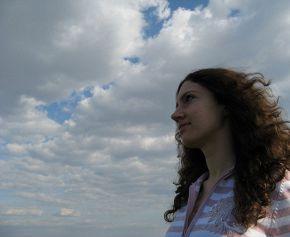 Взгляни на Небо, посмотри как плывут Облака...