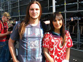 я и Крихітка Цахес на фестивале Чайка