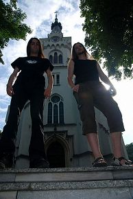 самый древний костел в городе Дембица, Польша 19/06/2008
