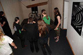 декорация к спектаклю Дембица, Польша 19/06/2008