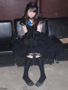 Yumi після танців :))