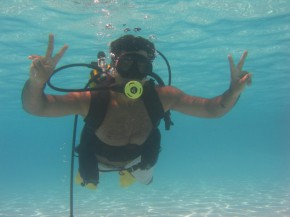 undersea, great....