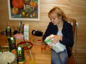 Сочок попиваем :)