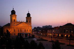 Дебрецен. Кальвинистский собор