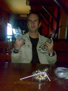 Это я с пивом