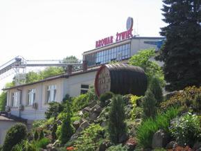 Один из крупнейших польских пивзаводов