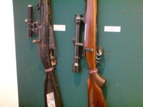 Снайперские винтовки времен войны