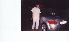 My car! Prodal :(