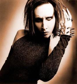 Marilyn Manson.  Король хэви метала! Кто не согласен?