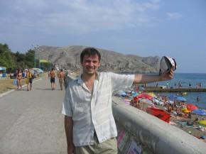 Судак,август 2006