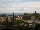 Эдинбург с высоты птичьего полета