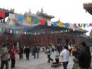 один из самых популярных храмов Будды. (Пекин)