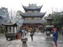 Шанхай, древний храм Будды