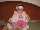 Моя доченька:)