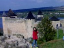 Моя дочь в замке Хотын