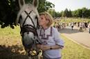 Христина Стебельська, народна артистка України обожнює коней...