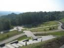 Вид из парка Славы