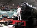 Музей поездов, Утрехт (Голландия), 2009