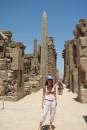 Египет, Карнакский храм в Луксоре