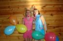 день рождения у подруги