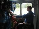 Управляю паровозом