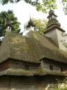 Деревянная церковь Святого Духа в Колочаве