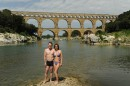 Pont du Gard - the biggest Romanian bridge