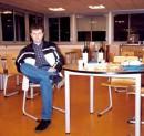 Rest-Room in Rouen University