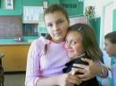 Моя любимая сестричка, и я , любимая