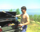 Лето 2008. Рыбалка.