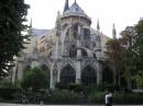 собор Парижской богоматери, вид сзади :)
