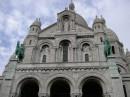 Базилика Сакре-Кёр, Монмартр, Париж, Франция