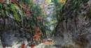 коридоры каньона