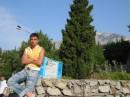Внезапно в августе пришло лето и меня потянуло в горы:))