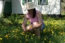 цветочек к цветочку....будет веночек...