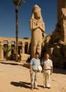 У древній столиці Египту - Фівах, Карнакський храм