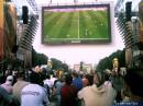 так дивилися футбол ті, хто не мав квитка на стадіон