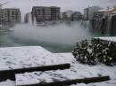 А фонтаны!А фонтаны!Работают!И вода не замерзает...странно.)))