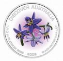 Монета Лилия (платина)