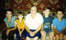 бабуся з онуками